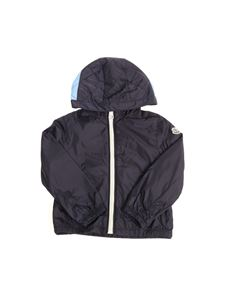 Moncler Jr - Blue Camarsac jacket