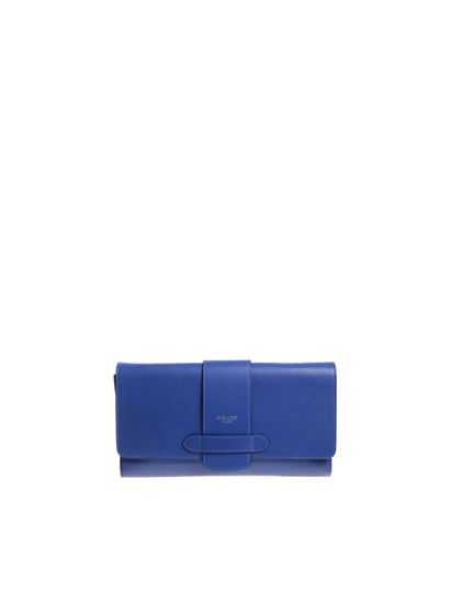AVENUE 67 Blue Marais shoulder bag nmrey