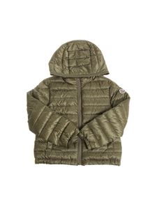 Moncler Jr - Green Morvan down jacket