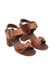 See by Chloé - Tan sandals