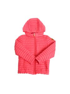 Save the duck - Coral-colored padded jacket