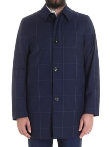 Paul Smith - Blue checked jacket