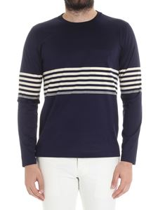 Paul Smith - Dark blue sweater with a pocket