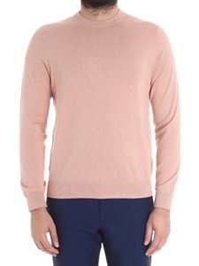 Paul Smith - Pink cotton sweater