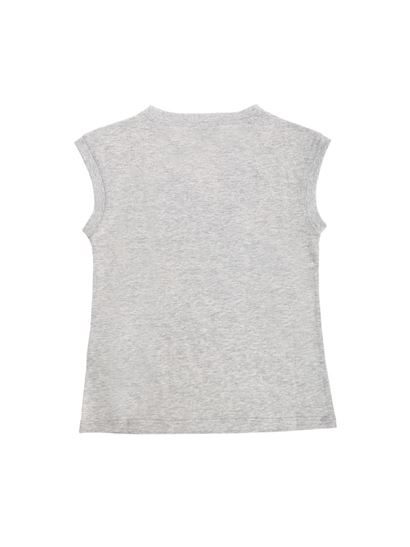 Gucci - Gray top with anchor print