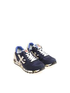 Premiata Will Be - Blue Mick sneakers