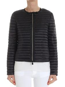 Save the duck - Black padded jacket