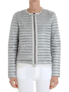 Save the duck - Grey padded jacket