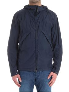 CP Company - Blue jacket 50.3 with glasses