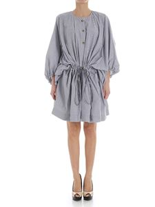 Vivienne Westwood Anglomania - Striped oversize dress