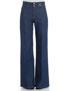Vivienne Westwood Anglomania - Apollo denim trousers