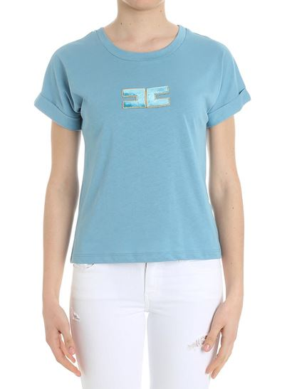 Outlet Prices Buy Sale Online TOPWEAR - T-shirts Elisabetta Franchi Outlet Wide Range Of Pictures Cheap Price Outlet mR1utXl