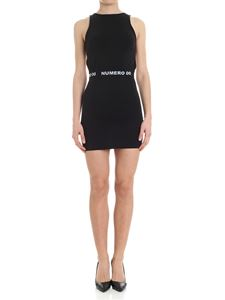 Numero 00 - Black dress with cut-out on the back