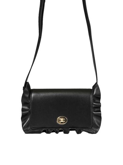 Borbonese Black shoulder bag fD4SbUlAZ