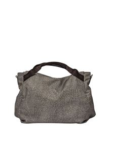 Borbonese - Brown large handbag