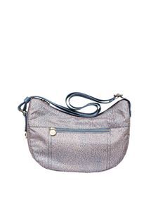 Borbonese - Light blue Luna bag