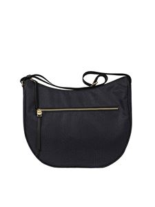 Borbonese - Black Luna medium bag