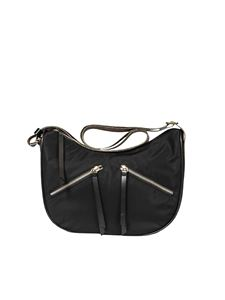 Borbonese - Black Mini Luna bag