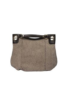 Borbonese - Beige London Medium bag