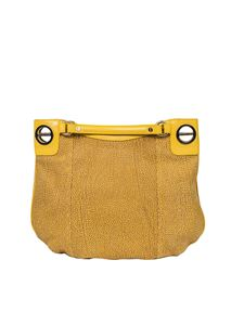 Borbonese - Yellow London Medium bag