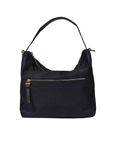 Borbonese - Black Hobo Small shoulder bag