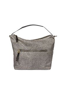Borbonese - Beige Hobo Small shoulder bag