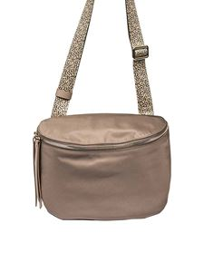 Borbonese - Gray shoulder bag