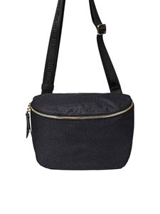 Borbonese - Black shoulder bag