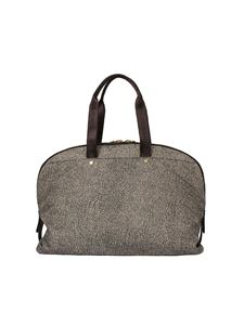 Borbonese - Brown medium shoulder bag