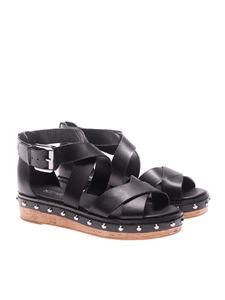 Michael Kors - Black Darby sandals
