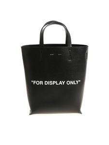 Off-White - Black For display only bag