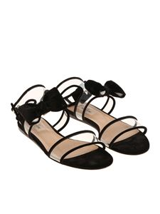 Valentino - PVC sandals with bow