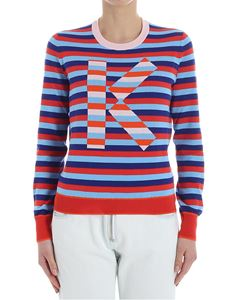Kenzo - Multicolor sweater with logo
