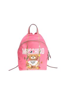 Moschino - Pink Teddy Bear backpack