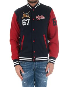 POLO Ralph Lauren - Blue and red jacket