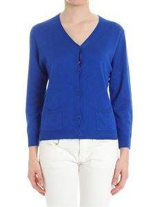 Samantha Sung - Electric blue Charlotte cardigan