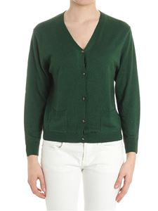 Samantha Sung - Dark green Charlotte cardigan