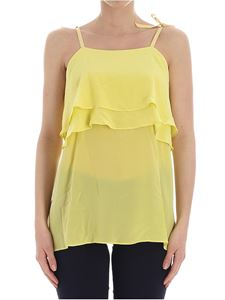 Semicouture - Lime color Nick top