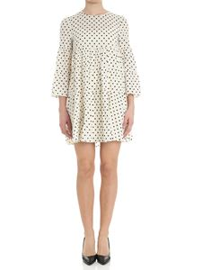 Semicouture - Alvin dress with polka dots