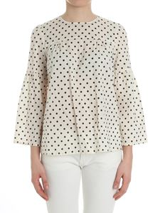 Semicouture - Jam blouse with polka dots