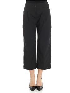 Semicouture - Black Dylan trousers