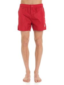 Moncler - Red swimsuit