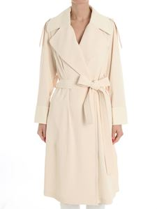 See by Chloé - Silk color overcoat