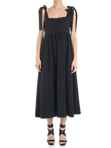 See by Chloé - Black dress with bows