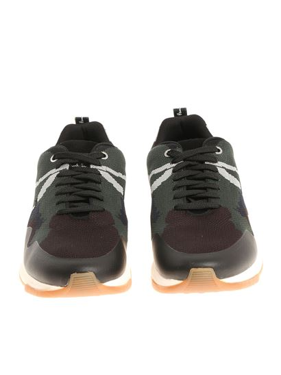Green Rapid sneakers Paul Smith
