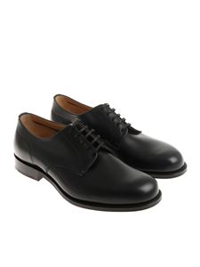 Church's - Black Derby shoes