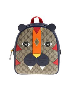 Gucci - Covered Supreme GG fabric backpack
