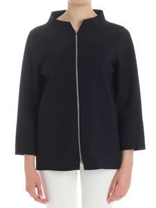 Herno - Black Boxi jacket