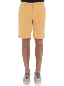 Hackett London - Yellow Core Amalfi bermuda