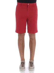 Hackett London - Red bermuda